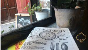 Desayuno en La Cacharrería de Sevilla
