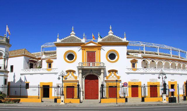 12 lugares en Sevilla