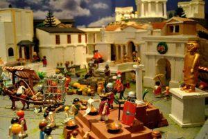 belenes navideños en Sevilla