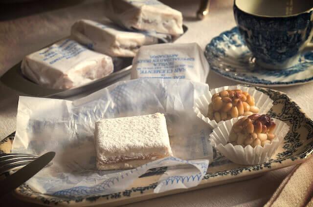 dulces de conventos