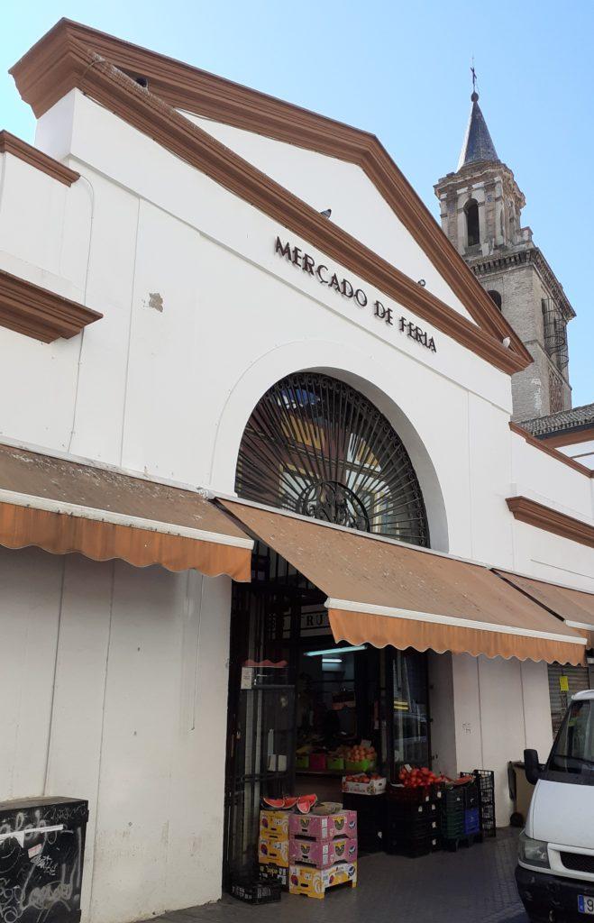 Mercado calle Feria